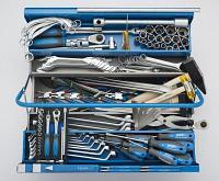Набор инструментов (137 предметов) в ящике арт. 912/5 932