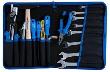 Набор инструментов (20 предметов) в сумке на молнии из искусственной кожи - 902/1