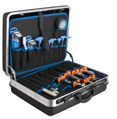 Набор инструментов (343 предмета) в чемодане арт. 970U3 971/3VDE