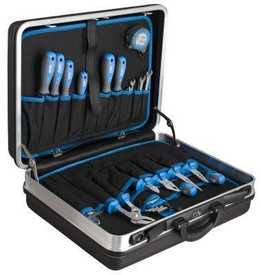 Набор инструментов (51 предмет) в чемодане 970U2 971/1BI