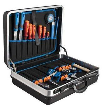 Набор инструментов изолированных (52 предмета) в чемодане 970U2 971/2VDE