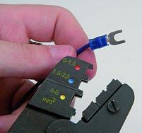 Плоскогубцы (клеммник) для электромонтажных работ 428/4, фото 4