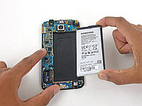 Замена аккумуляторной батареи samsung s6