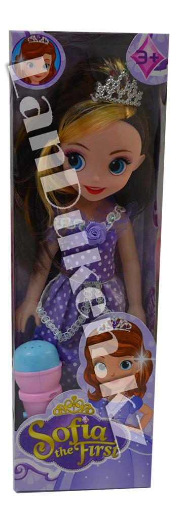 Принцесса София кукла с микрофоном - фото 1