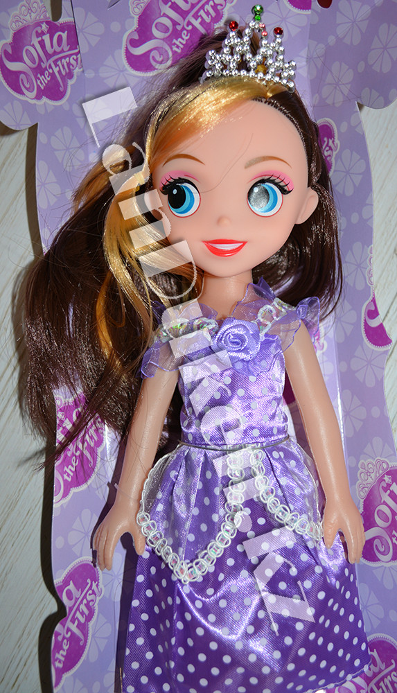 Принцесса София кукла с микрофоном - фото 5