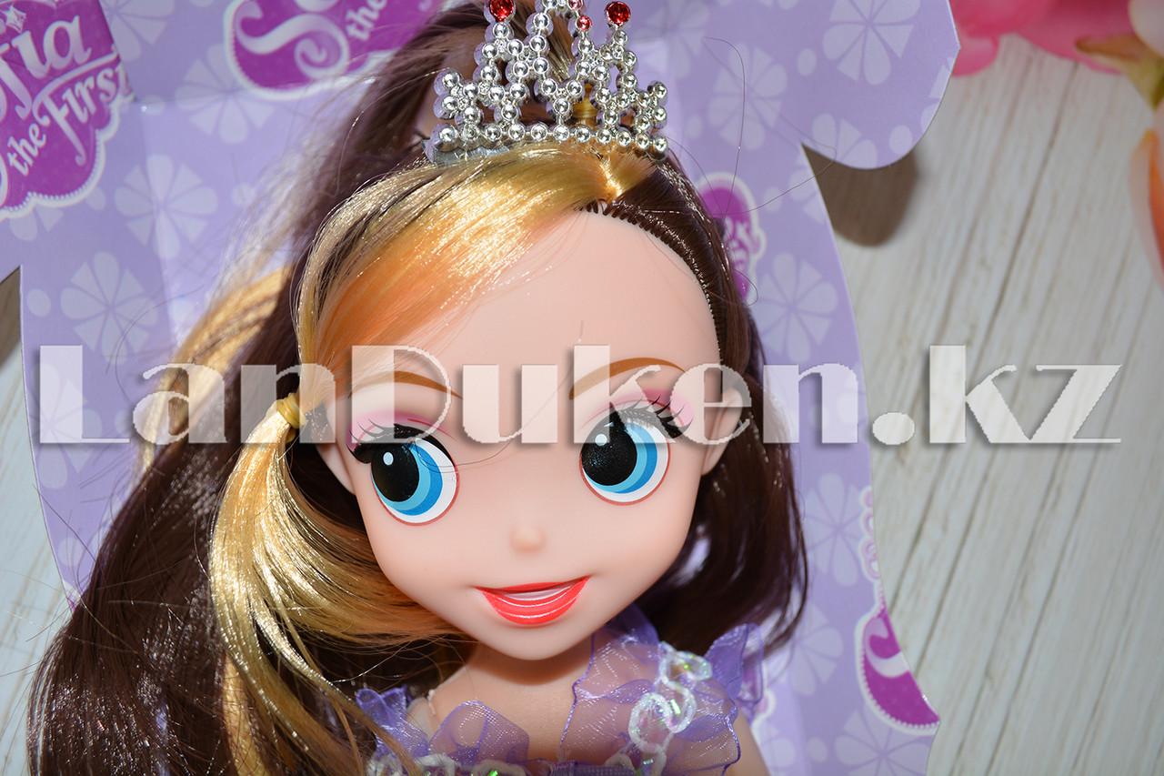 Принцесса София кукла с микрофоном - фото 4