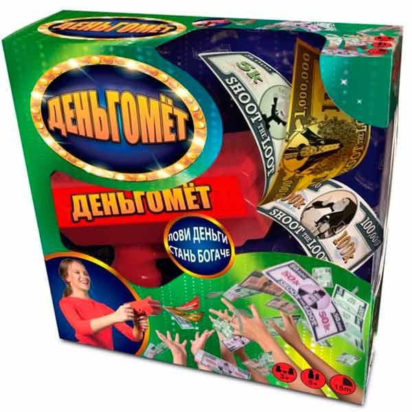 Активная игра ДеньгоМёт механический
