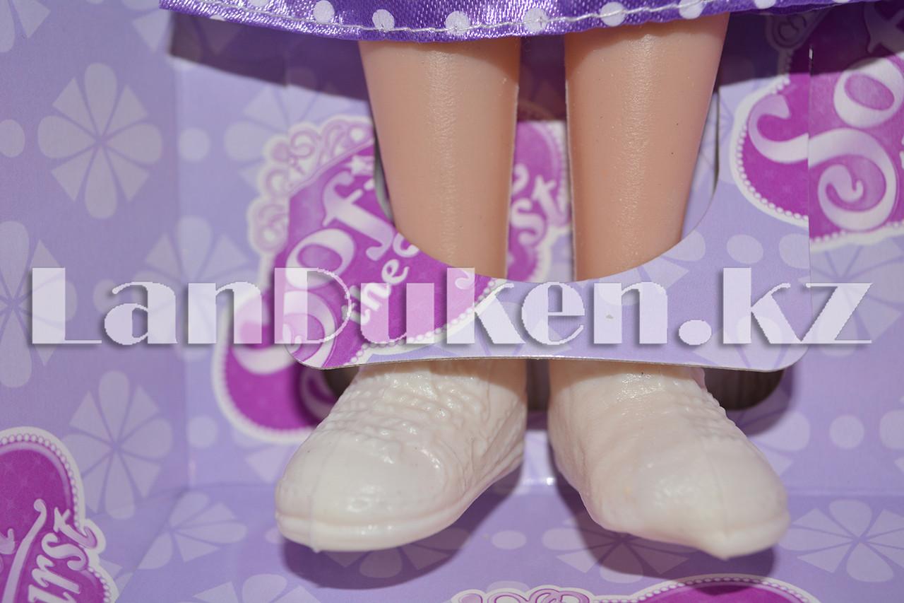 Принцесса София кукла с микрофоном - фото 6