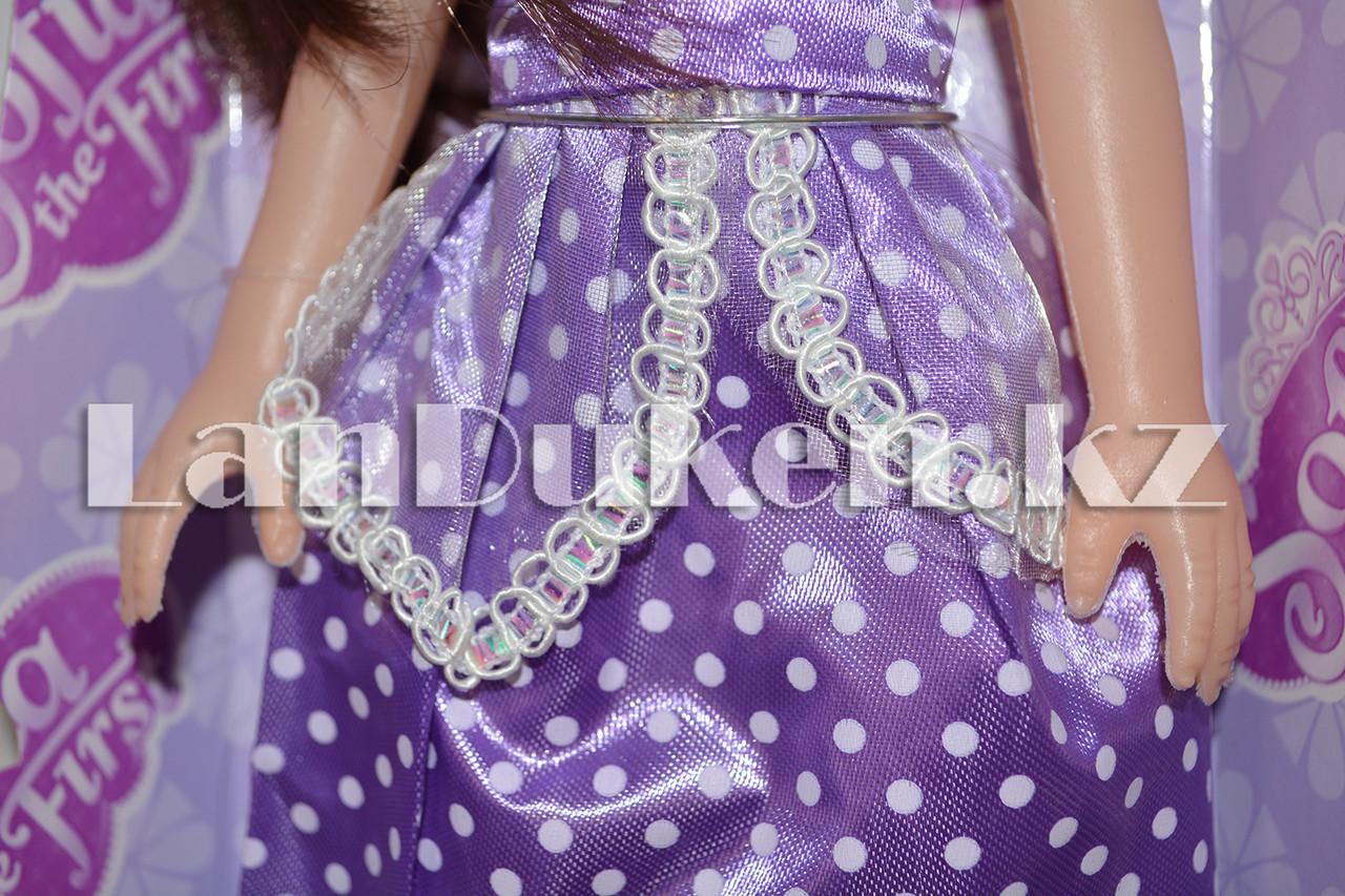 Принцесса София кукла с микрофоном - фото 8
