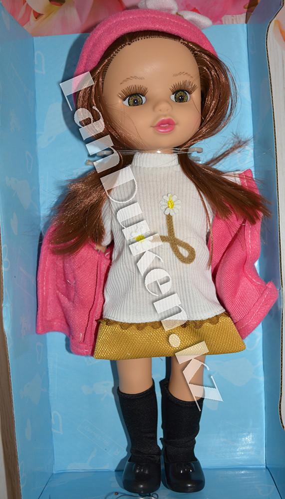 """Большая кукла """"MayMay Girls"""" розовая с звуковым эффектом h=33 см - фото 2"""