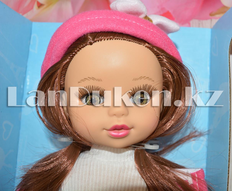 """Большая кукла """"MayMay Girls"""" розовая с звуковым эффектом h=33 см - фото 3"""