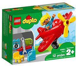 10908 Lego Duplo Самолёт, Лего Дупло