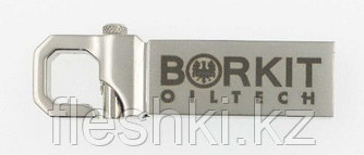 Металлическая флешка (карабин) 32 гб