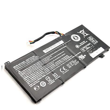 Аккумулятор для ноутбука Acer Aspire V Nitro VN7-571, AC14A8L (11.4V, 4600 mAh)