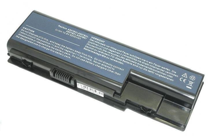 Аккумулятор для ноутбука Acer 5720, AS07B31 (11.1V, 4400 mAh)