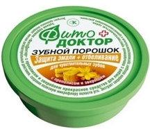 10-Фито Зубной порошок ФитоДок-Д/чувствит зуб