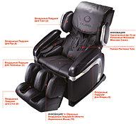 Массажное кресло OGAWA Smart Sence Trinity OG6228 ПРЕДЗАКАЗ