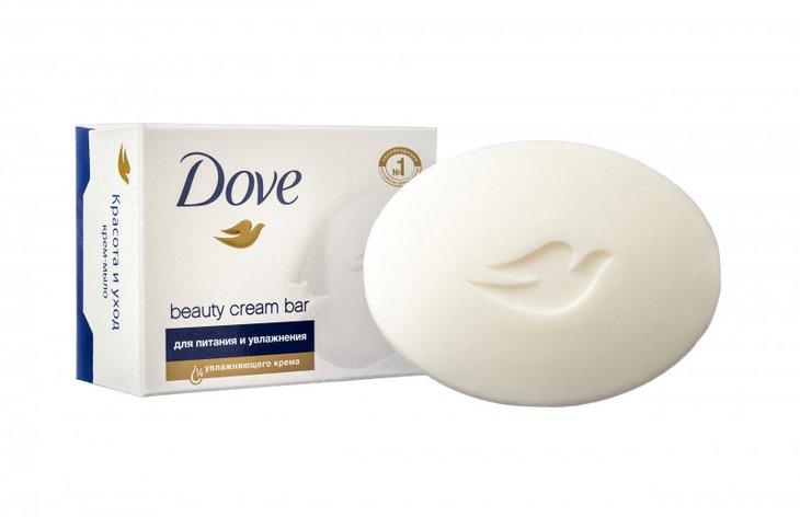 Крем-мыло DOVE 135г, фото 2