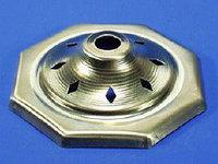 Cap octagonal rhombus brass (латунь)