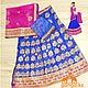 Индийский женский костюм (Лехенга), фото 7