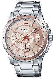 Мужские часы Casio MTP-1374D-9AVDF