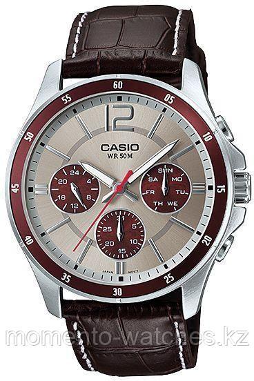Мужские часы Casio MTP-1374L-7A1VDF