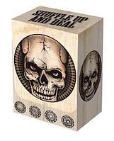 Коробочка для карт Deckbox на 80шт, Legion l Dead man's hand
