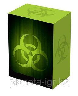 Коробочка для карт Deckbox на 100+шт, Iconic Legion Bio Deck Box