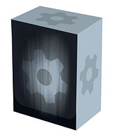 Коробочка для карт Deckbox на 100+шт, Legion Iconic Gear Deck Box