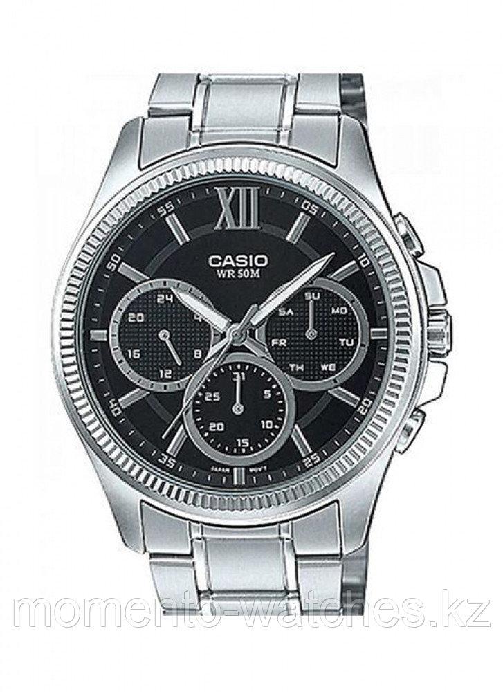 Мужские часы Casio MTP-E315D-1AVDF