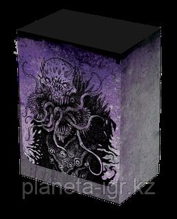 Коробочка для карт Deckbox на 100+шт, Legion Night is Dark Deck Box