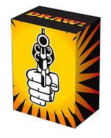 Коробочка для карт Deckbox на 100+шт, Legion DRAW!