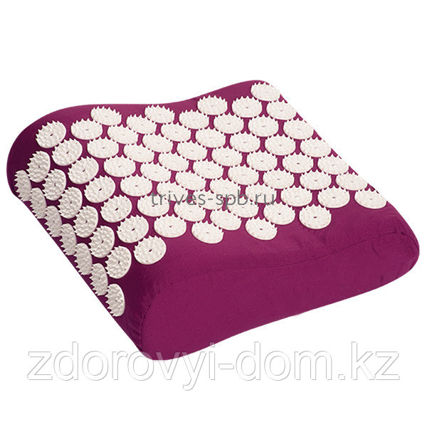 Акцпунктурная массажная  подушка