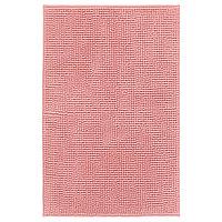 Коврик для ванной ТОФТБУ розовый ИКЕА, IKEA