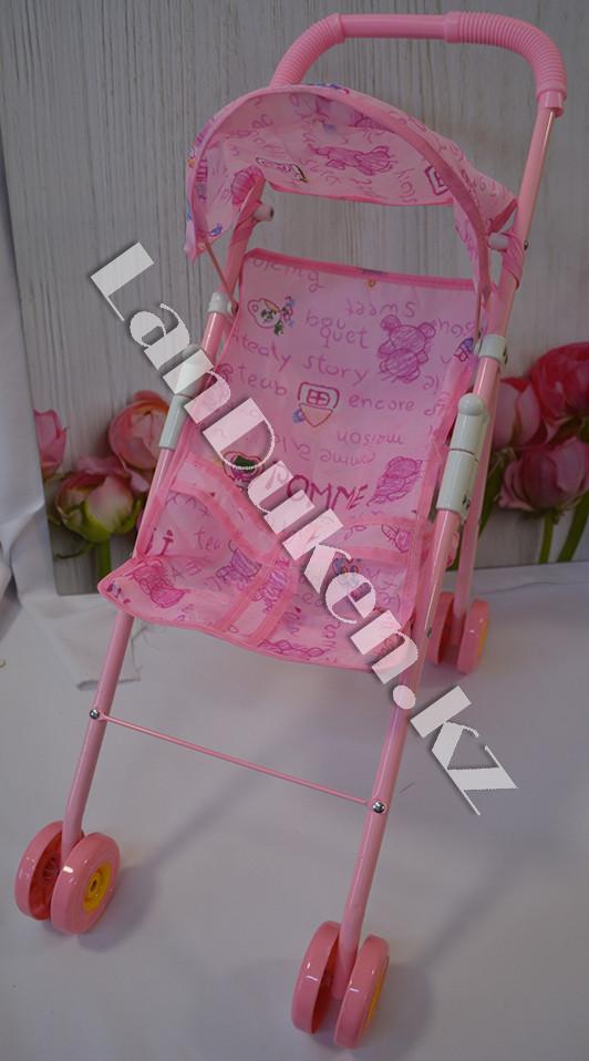 Кукла с коляской Diverting Baby (h=38 см) - фото 3
