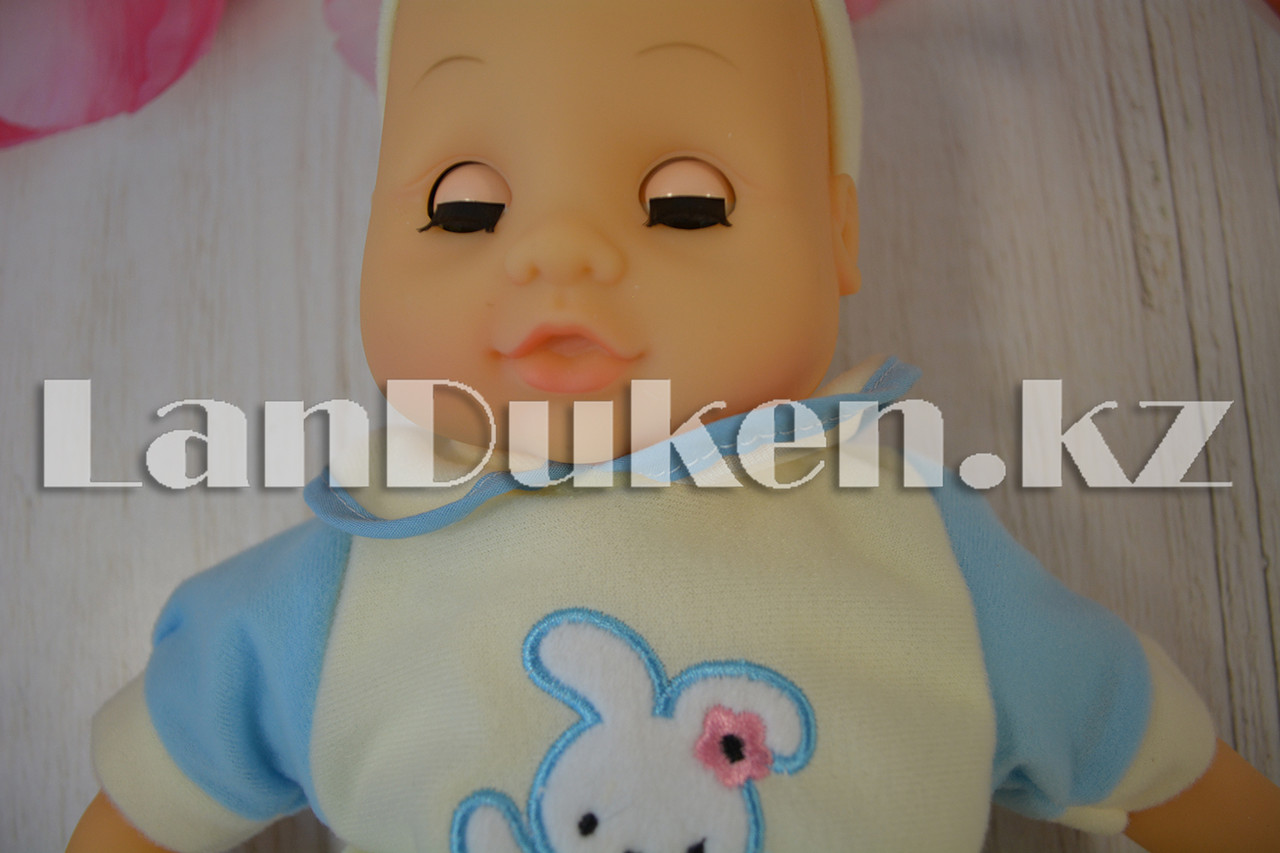 Кукла с коляской Diverting Baby (h=38 см) - фото 7