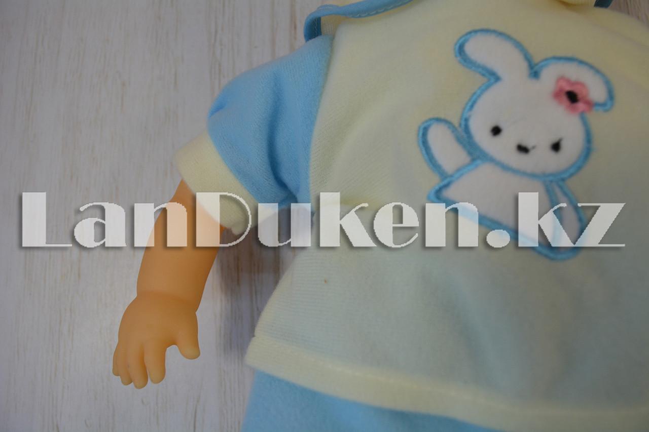 Кукла с коляской Diverting Baby (h=38 см) - фото 6