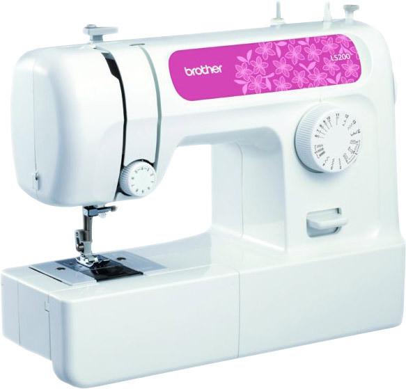 Швейная машина BROTHER LS-200.