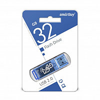USB накопитель Smartbuy 32GB Glossy series Blue