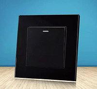 Рамка 1-я Стекло черное