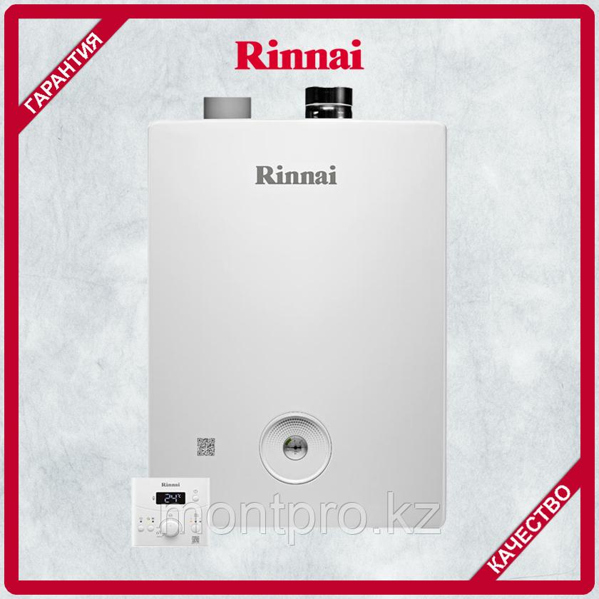 Котел газовый настенный Rinnai RBK-158 KTU (50-150 м2)