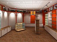 Оформление торговых площадей и изготовление витрин по индивидуальному заказу, фото 1