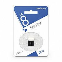 USB-накопитель Smartbuy 8GB LARA Black