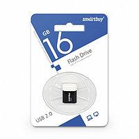 USB-накопитель Smartbuy 16GB LARA Black