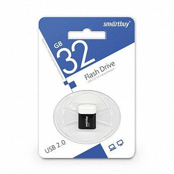 USB-накопитель Smartbuy 32GB LARA Black