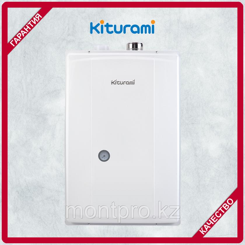 Котел настенный газовый Kiturami Twin Alpha 30R