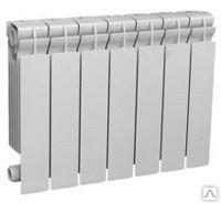 Биметаллические радиаторы 10 секций