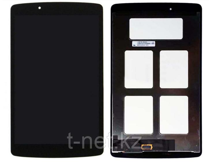 Дисплей Lg G PAD 8.0 v495 с сенсором цвет черный