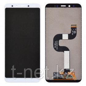 Дисплей Xiaomi Mi A2 с сенсором цвет белый