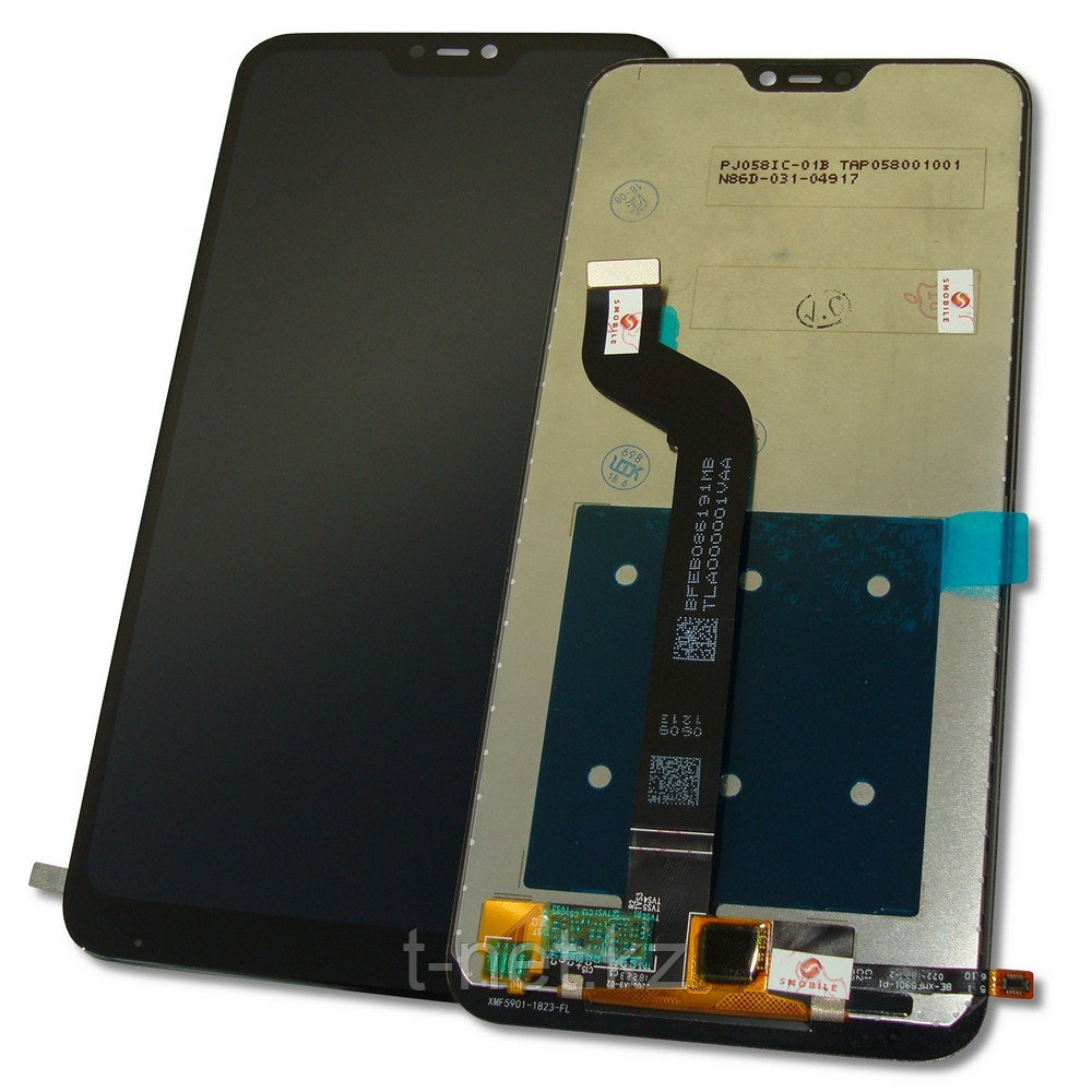 Дисплей Xiaomi Mi A2 Lite с сенсором цвет черный